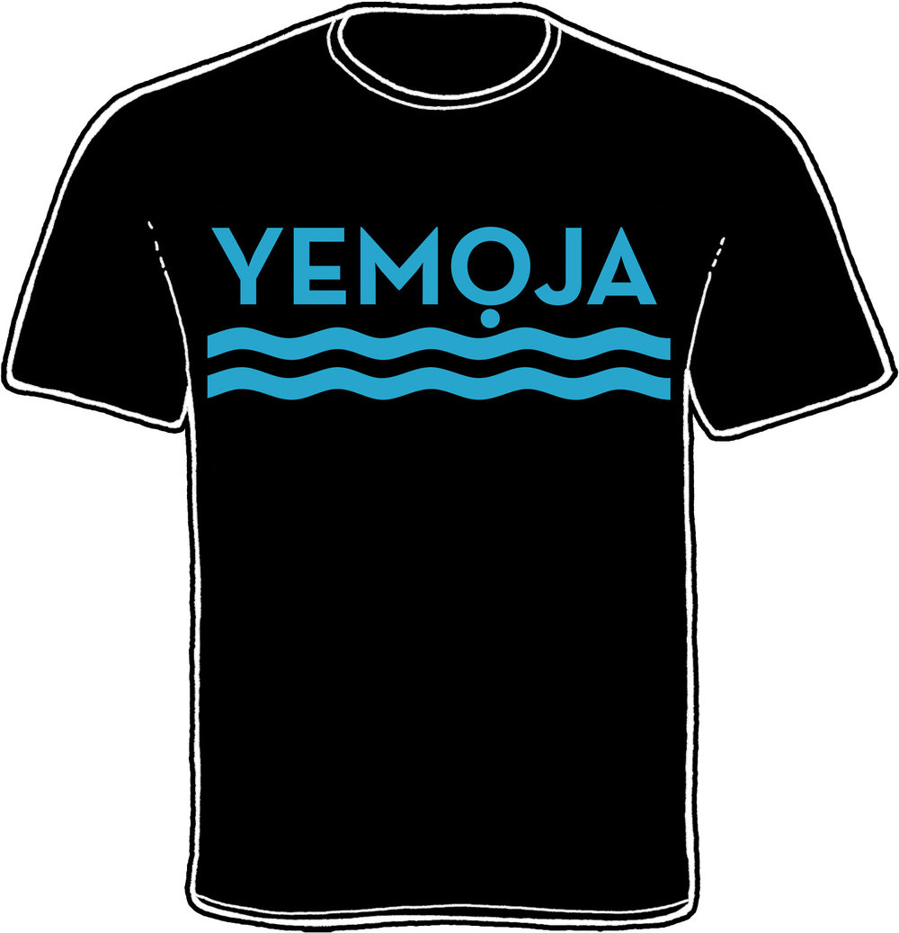 yemaya, yemoja, iemanja, orisha, t-shirt