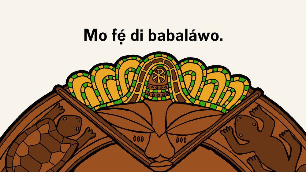 babalawo, yoruba course, free, language course, yoruba