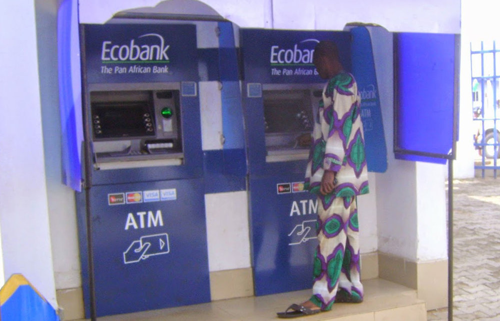 Imagine that ATMs in African countries could be used in native languages! Millions new customers, but native languages are still widely ignored.Image by IMTFICC BY-SA 2.0