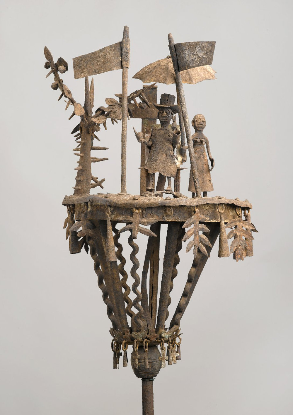 Asen Altar, 19th century. Image by Brooklyn Museum CC BY 3.0