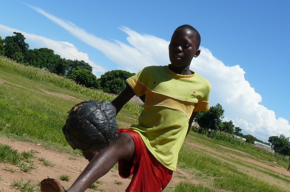 Malawi  Football Chronically Under Resourced For Children's Talent To Develop