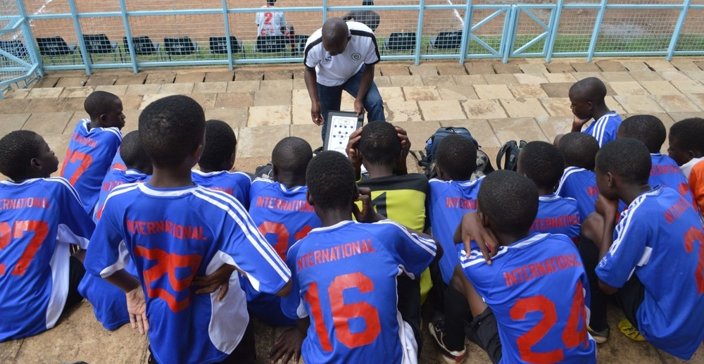 Chigoli  Modern Football Development for Malawi