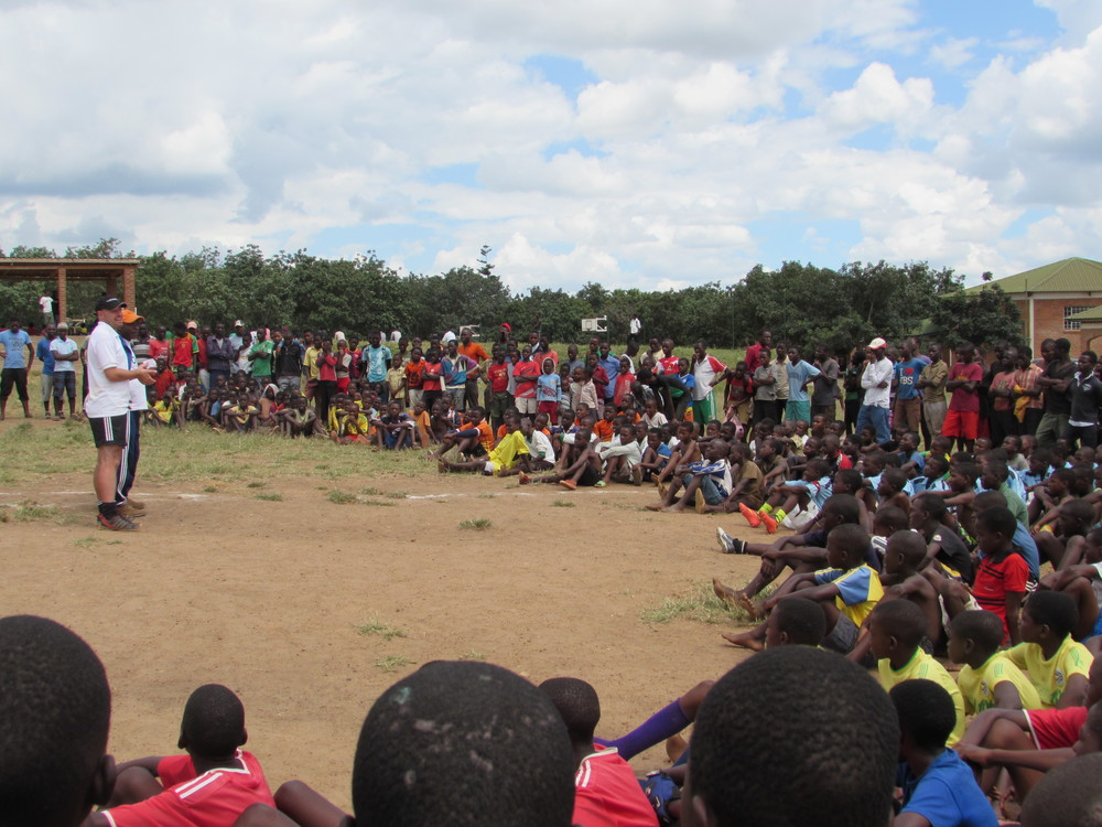 REACHING THE MASSES   Over 2,500 Children In Chigoli Events in 2016