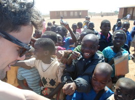 """Piers Jarvis  - Paris  """"I enjoyed every aspect of the trip in Malawi – it is such a different place to go to and one which I wish people would go to more to gain the same experiences as I did there."""""""