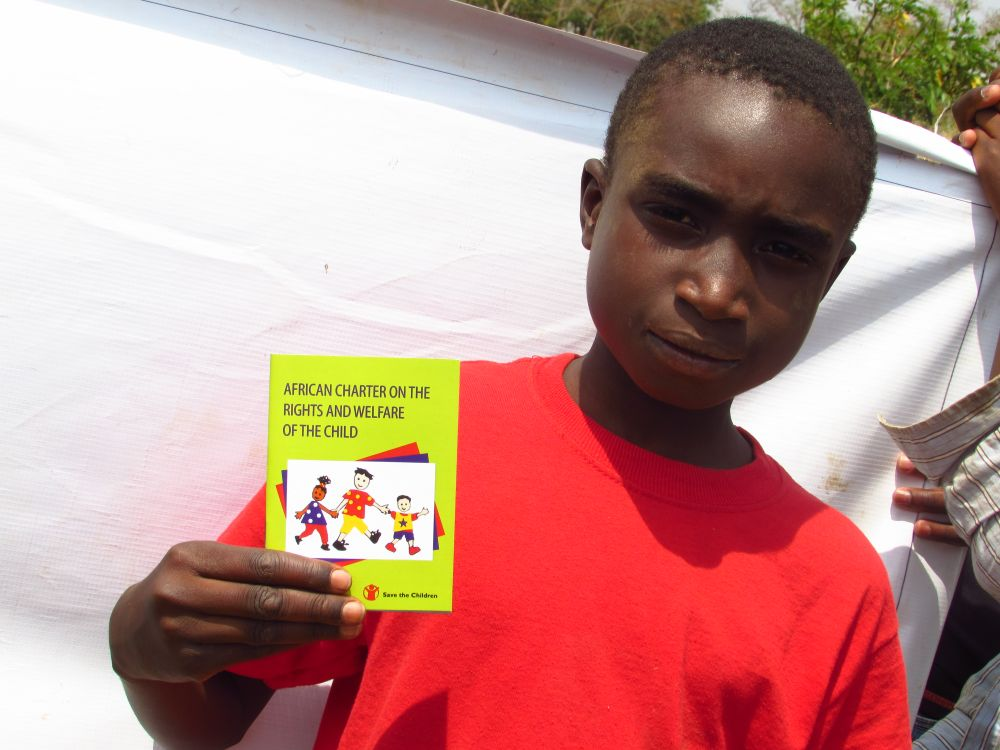 Child Rights   Promoted and Explained Through Community Programme