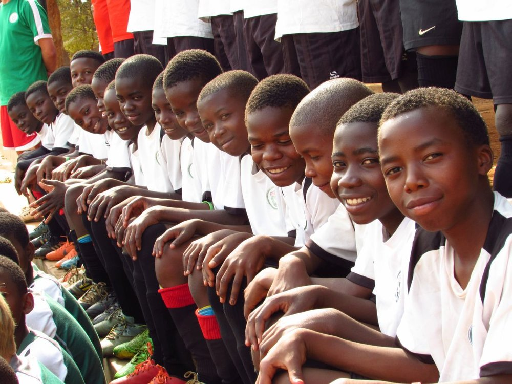 Trip Of A Lifetime   95% of Chigoli players have never left Malawi