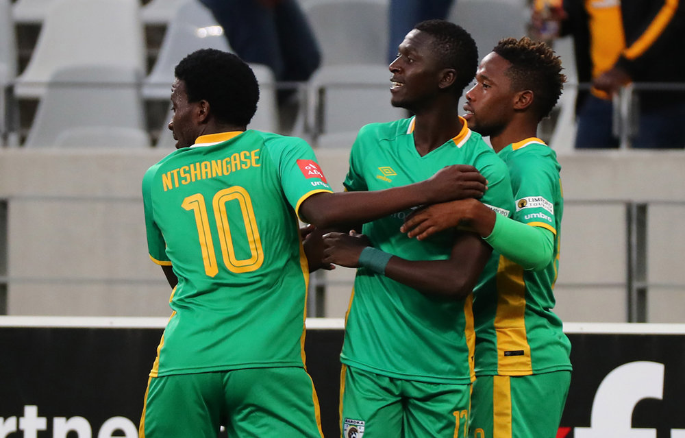 Scoring For Baroka FC In The PSL   Great Goals In South Africa