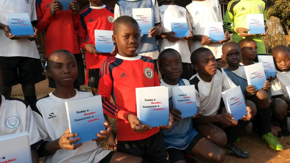 Educate   For A Brighter Future, On And Off The Pitch