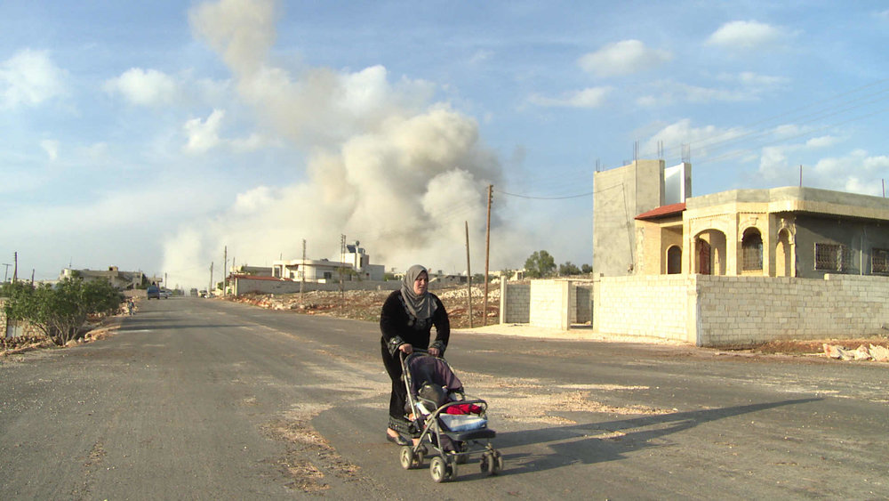 Syria: Across The Lines Emmy & BAFTA winning film documenting life on both sides of Syria's frontline