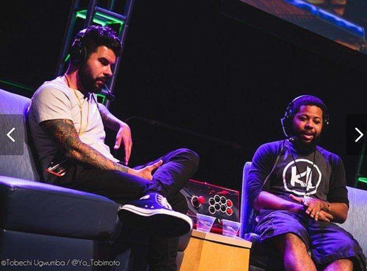 Zipstar BXXDYZ  (right), Killer Instinct Commentator