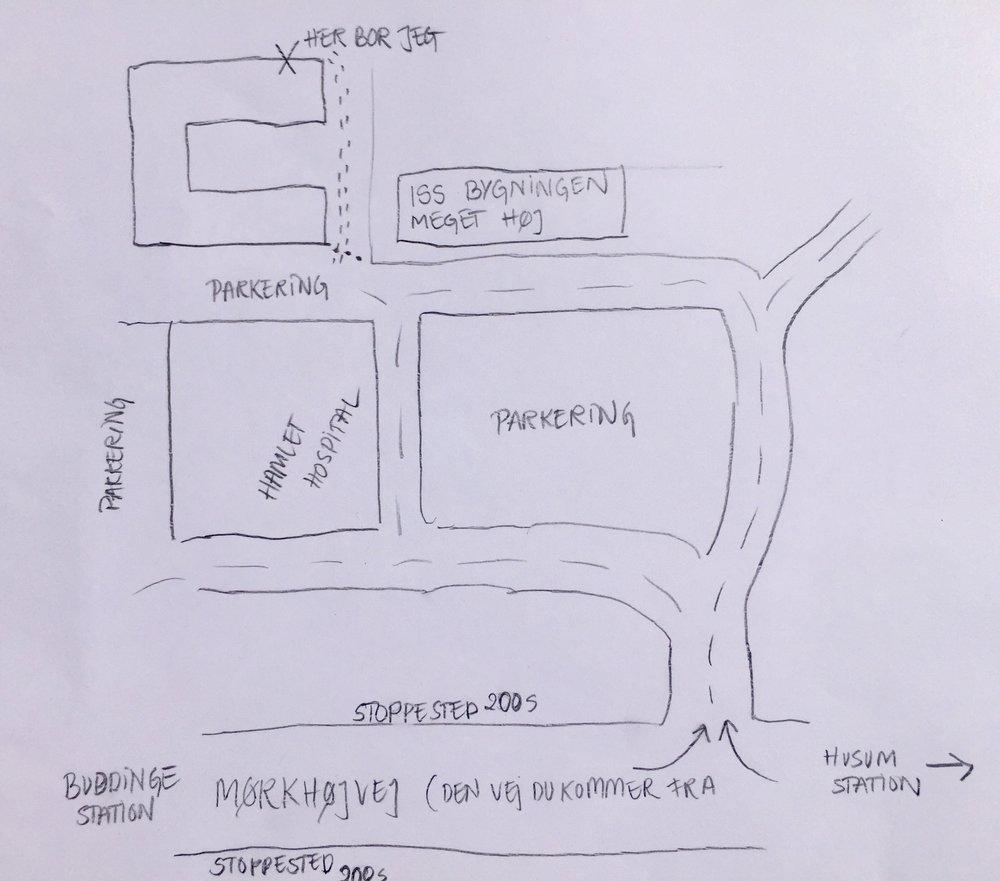 Lykke Emilie - Kort - Find vej