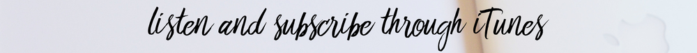 Subscibe via iTunes