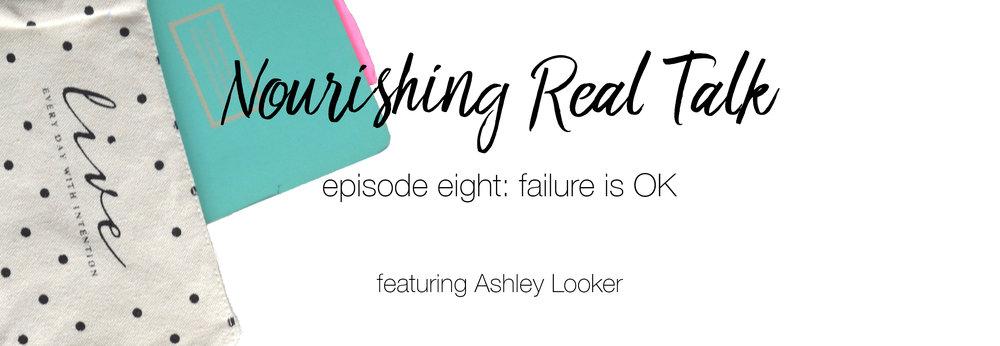 Nourishing Real Talk featuring Ashley Looker