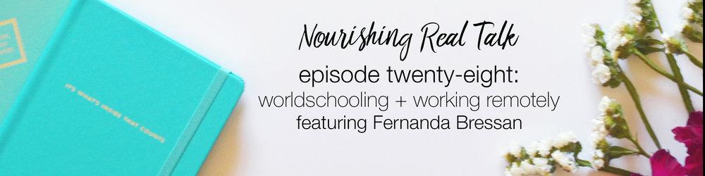 Episode 28: Fernanda Bressan