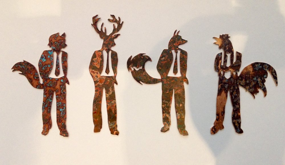 Copper Animal Heads.JPG