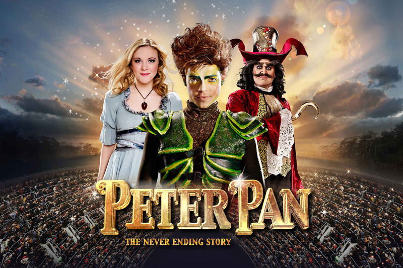 Peter Pan  Family & Musical