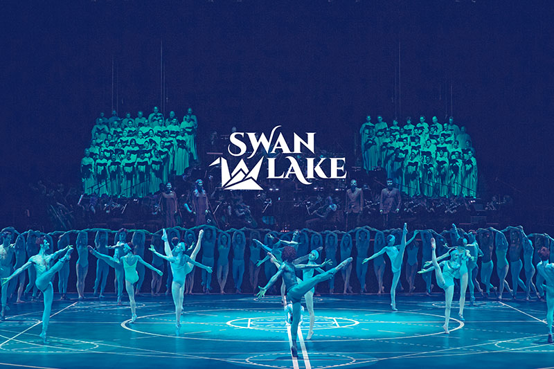 Ballet Trilogy   [  Swan Lake]    Classical & Spectacular