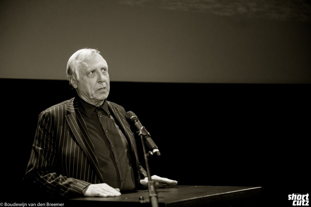 2nd Shortcutz Amsterdam Annual Awards - Peter Greenaway