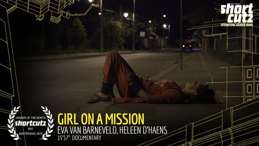 06  Still Laurel  GIRL ON A MISSION  Documentary  15min 57sec.jpg
