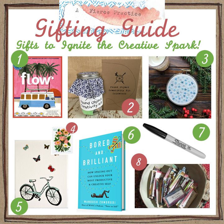 A Fierce Gifting Guide Creative Spark