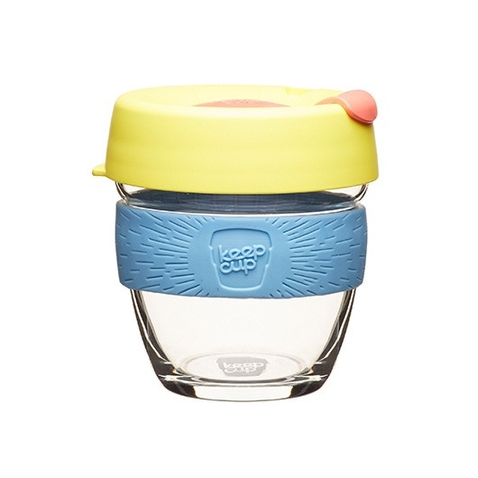 KEEPCUP ORIGINAL - CLEAR 227ML    (more colors available) 30% off   BEFORE €16,50 / NOW €11,55
