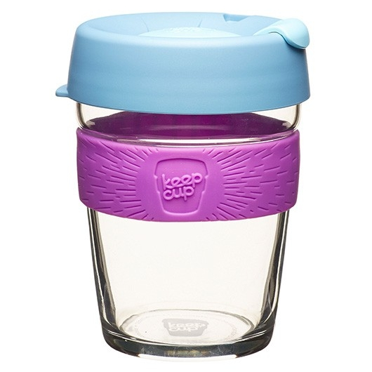 KEEPCUP ORIGINAL - CLEAR 340ML    (more colors available) 30% off   BEFORE €18,50 / NOW €12,95