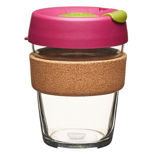 KEEPCUP BREW - CORK 340ML    (more colors available) 30% off   BEFORE €22,50 / NOW €15,75