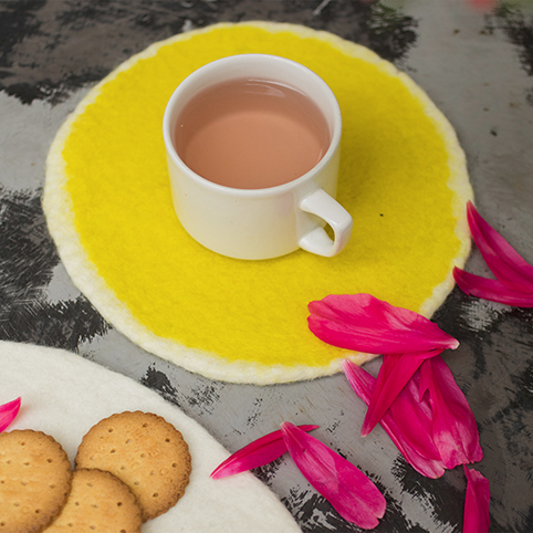 MUSKHANE PLACEMATS Ø23CM    (more colors available)   BEFORE €9 / NOW €5,4