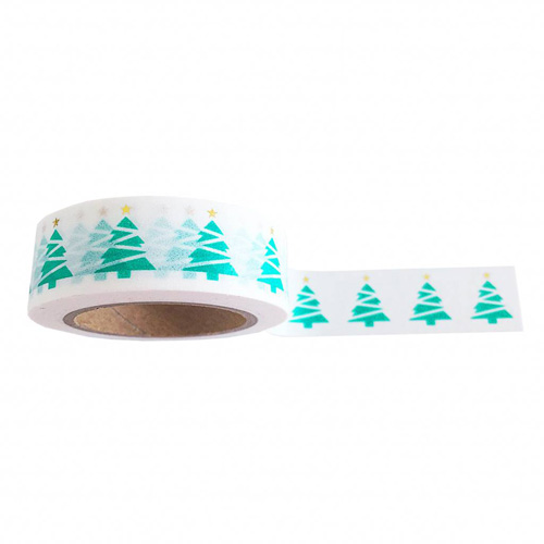 STUDIO WASHI TAPE CHRISTMAS   BEFORE €3,5 / NOW €2,10