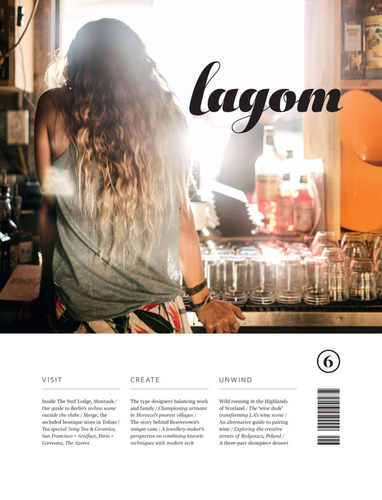LAGOM   BEFORE €14 / NOW €9,40