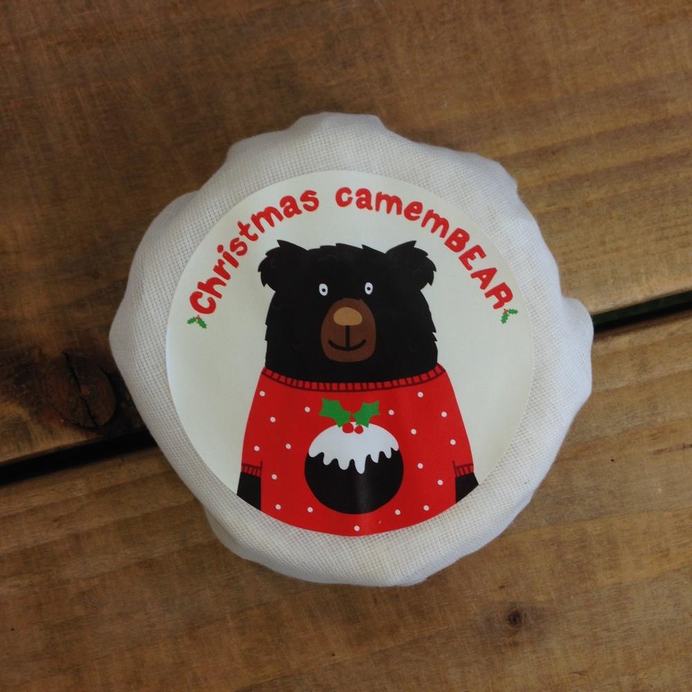 Christmas camemBEAR