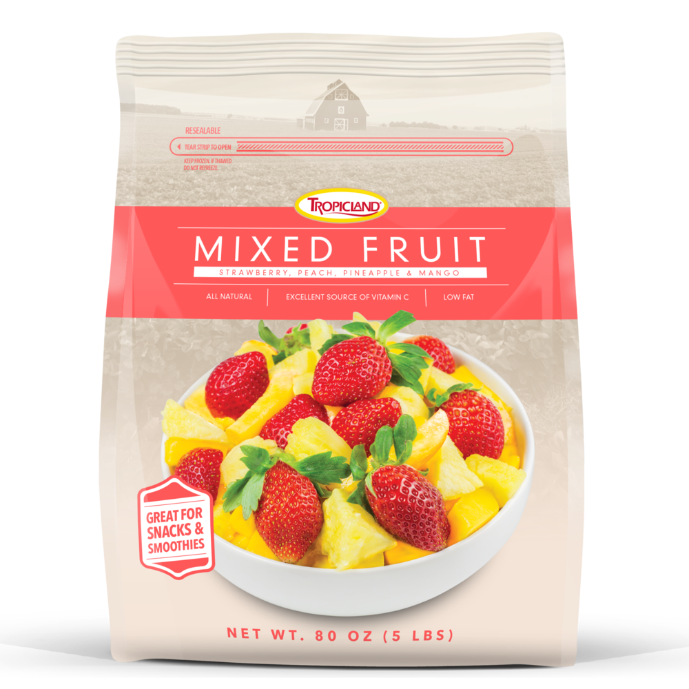 Frozen Mixed Fruit