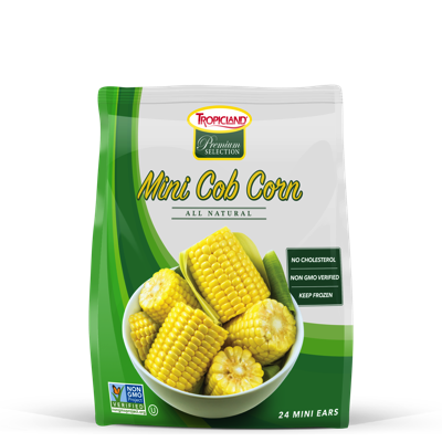 Frozen Mini Cob Corn