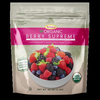 Frozen Berry Supreme