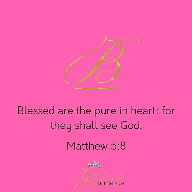 Man looketh on the outside but God looketh on the heart. Our heart filled purity is what will allow us to see God. Tag someone who need to hear this message.