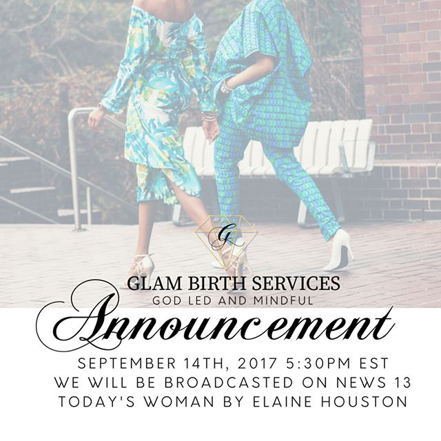 EEEKKK! We're so excited to announce that on Thursday Sep 14th 2017 at 5:30 pm EST we will be featured on @ElaineHouston2583 @newschannel13 #wnytnewschannel13 #todayswoman  Read more about our business on the blog.  Link in BIO