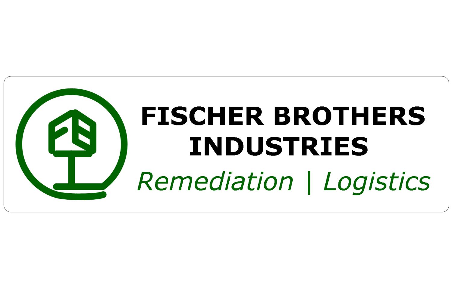 Fischer Brothers Industries Remediation | Logostics