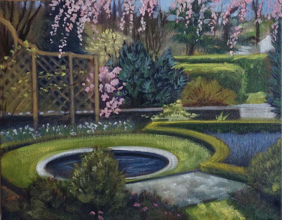 Flora's Pool, Millbourne
