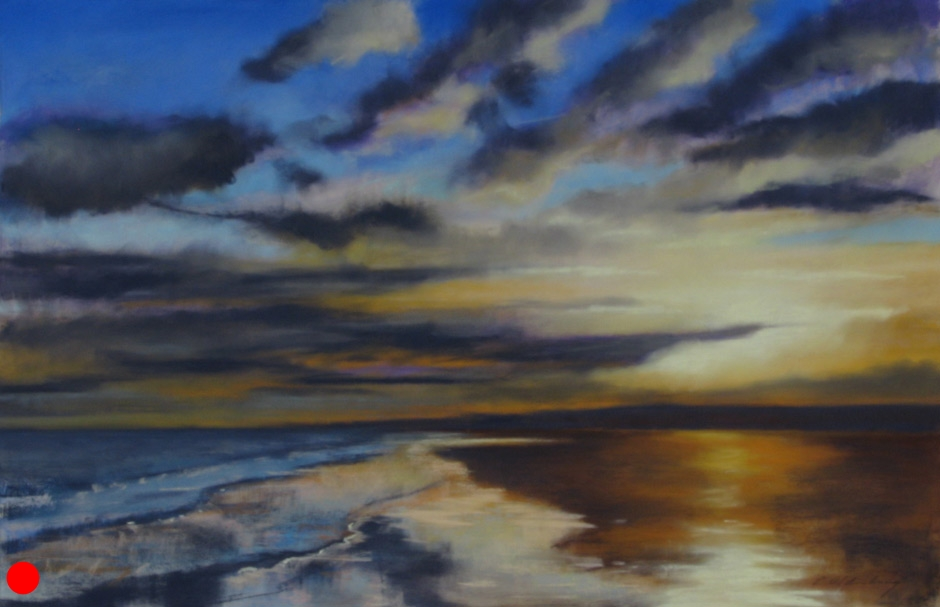 Beach Sunset, South Carolina