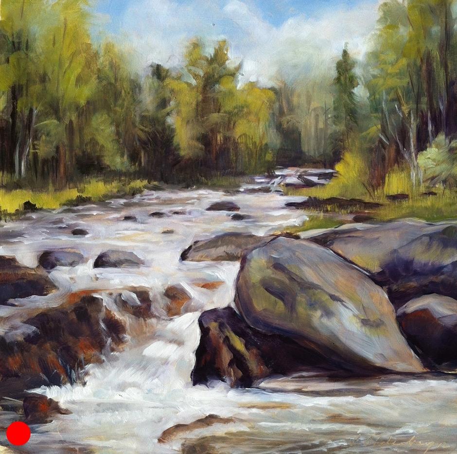 Brewster River, Jeffersonville VT