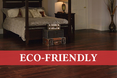 Eco-friendly flooring