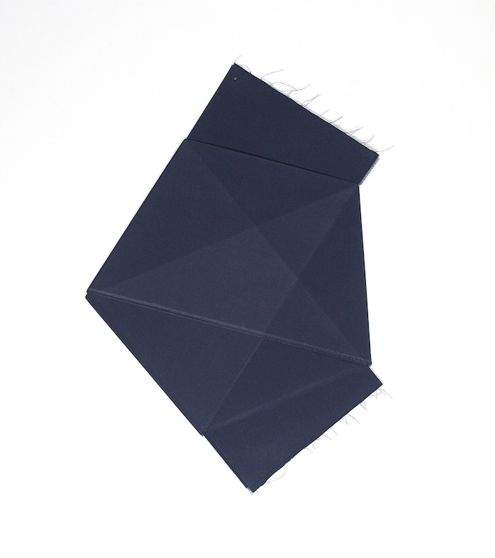 blue fold