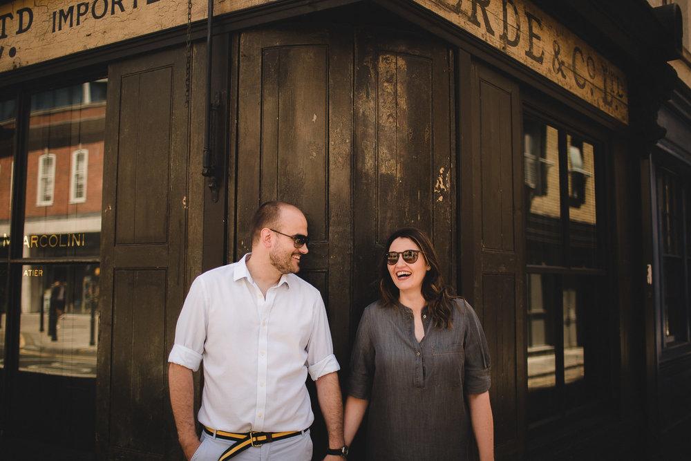 London Wedding Photography Spitalfields Market Shoreditch Engagement008.jpg