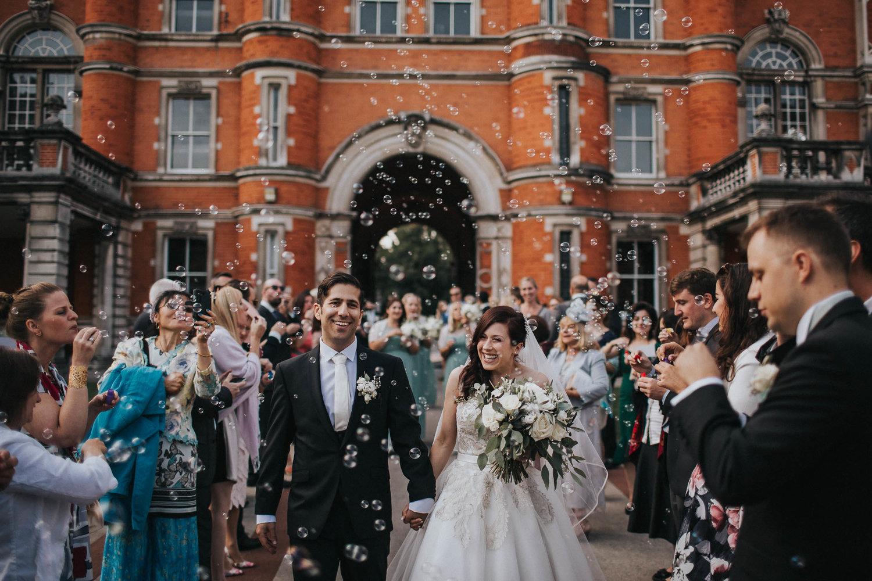 Julia & Paul - Royal Holloway Wedding — Kit Myers Photography