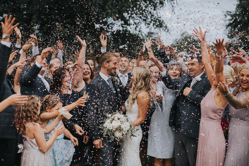 Gate Street Barn Confetti Shot