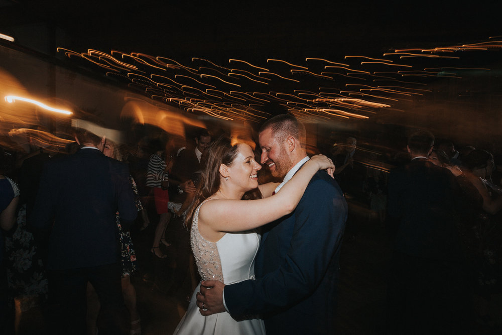 Trinity Buoy Wharf First Dance