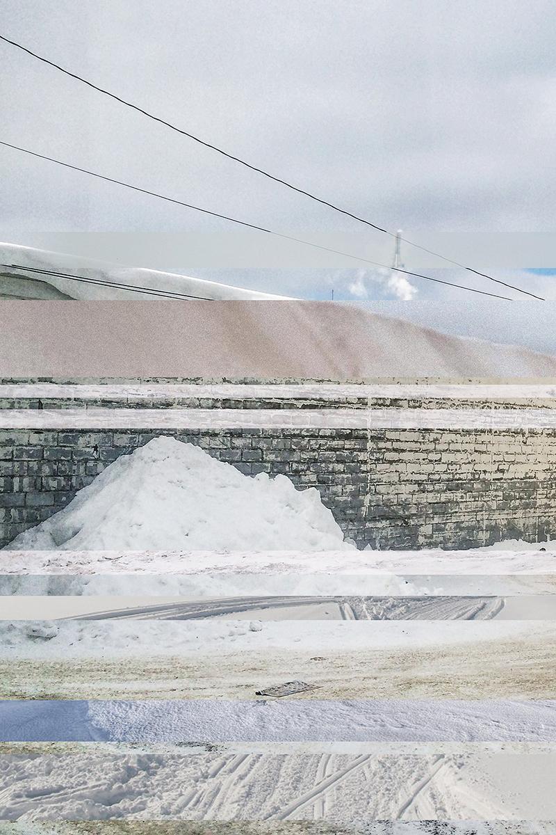 Amos    Série Visually similar images   2014-2015   épreuve numérique montée sous   Plexiglas    76,2 x 50,8 cm. 1 de 1.