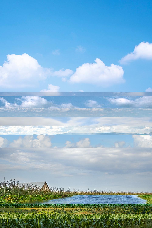 Stanstead    Série Visually similar images  2014-2015 épreuve numérique montée sous Plexiglas 76,2 x 50,8 cm. 1 de 1.