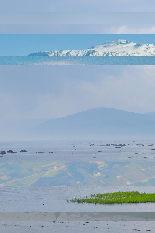 Saint-Joseph-de-la-rive    Série Visually similar images  2014-2015 épreuve numérique montée sous Plexiglas 76,2 x 50,8 cm. 1 de 1.