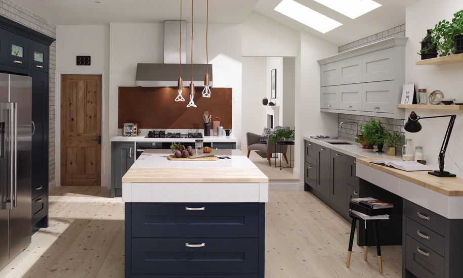 Fitzroy Painted - Kitchen Perfection